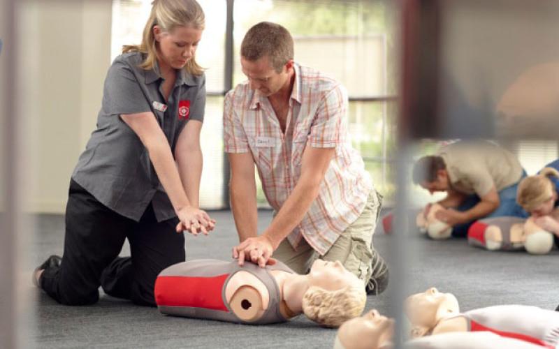 FAQ in a First Aid Course