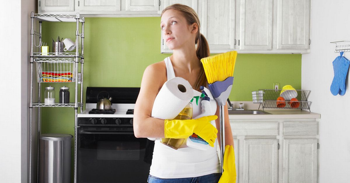 Tips to Create a Home Cleaning Kit