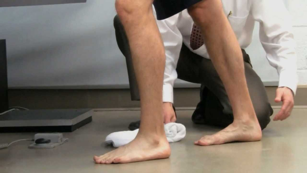 Principles in Plantar Fasciitis Treatment