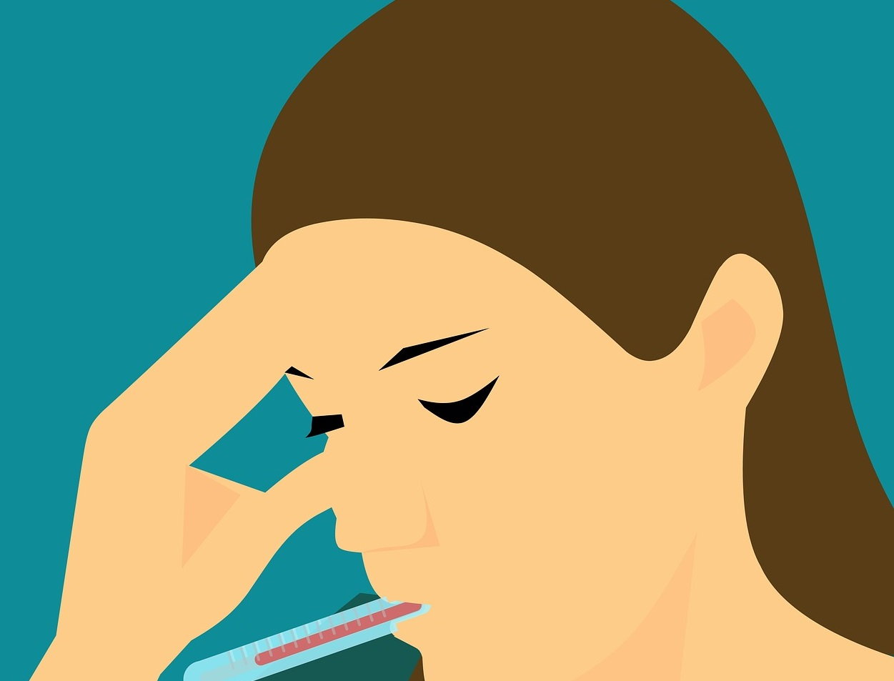 Effective home remedies to cure viral fever