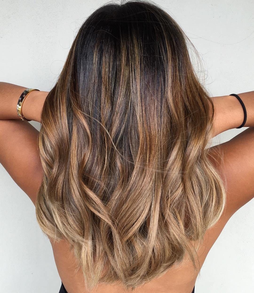 Tips on how to maintain balayage hair